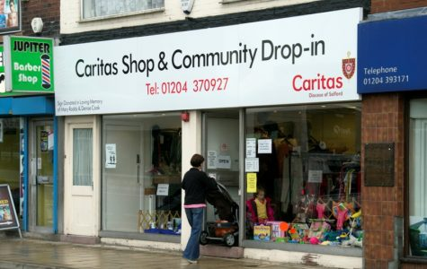 Caritas Charity Shop