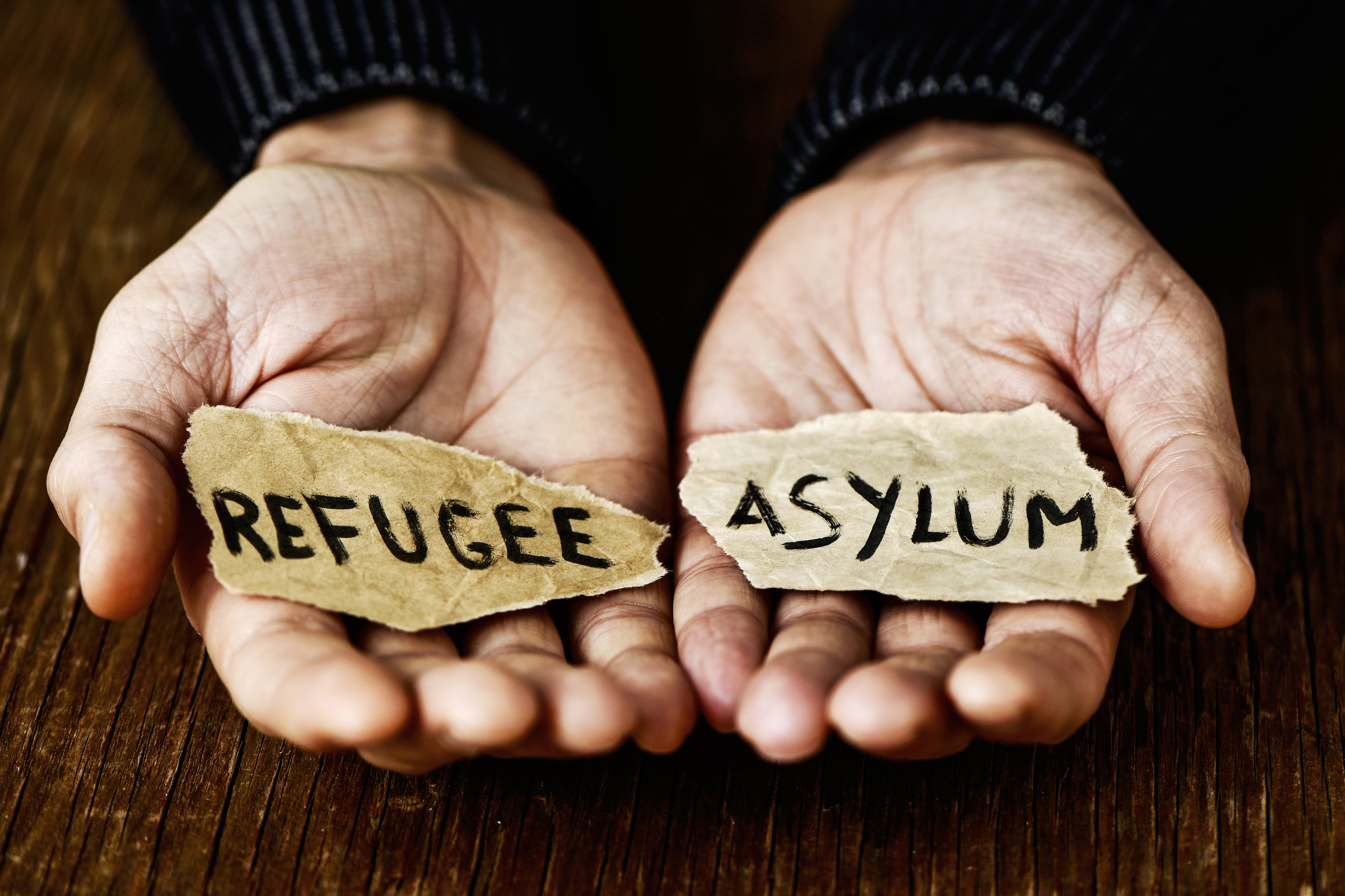 Are you a Refugee or Asylum Seeker?