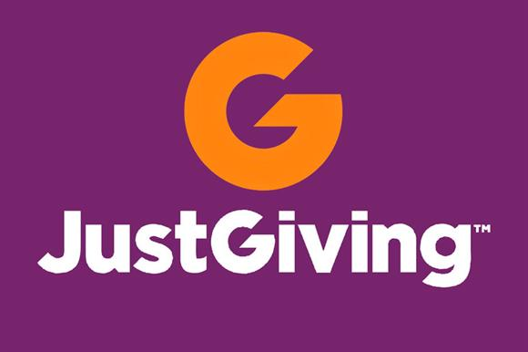 JustGiving Donate
