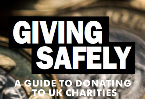 Giving Safely